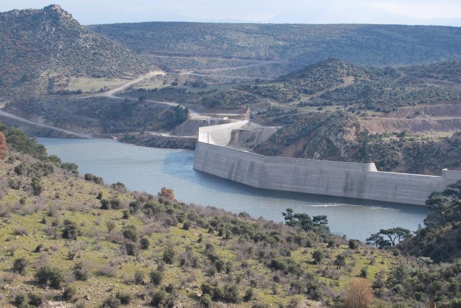 Çaltıkoru Barajı ve Tesisleri Kat'i ve Uygulama Projeleri