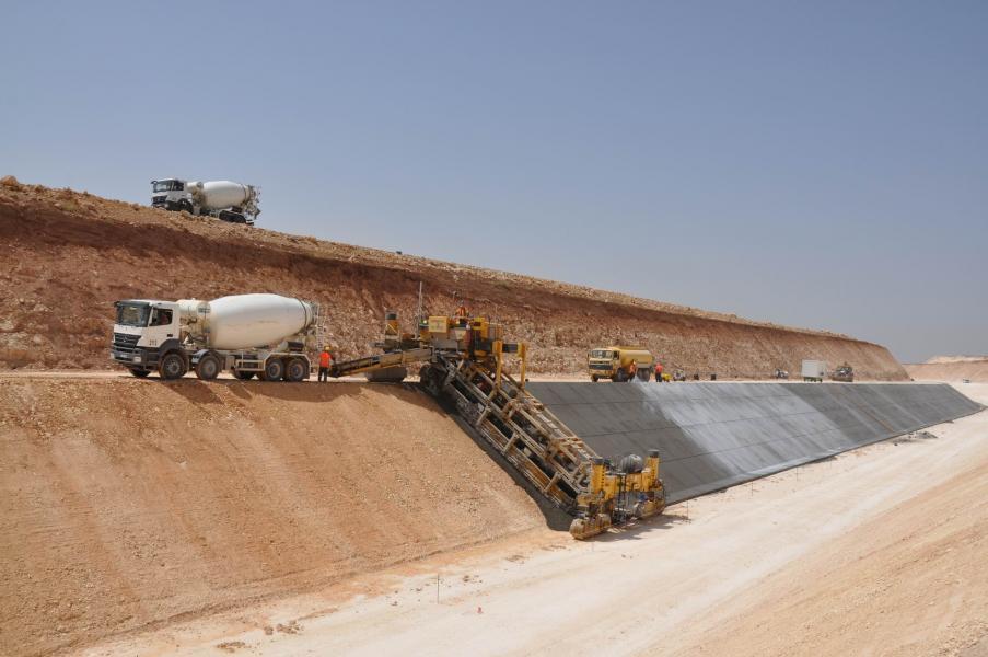 Mardin-Ceylanpınar Ovaları (GAP) Sulama Projesi Fizibilite Etütleri Revizyonu ve Kat'i Projesi