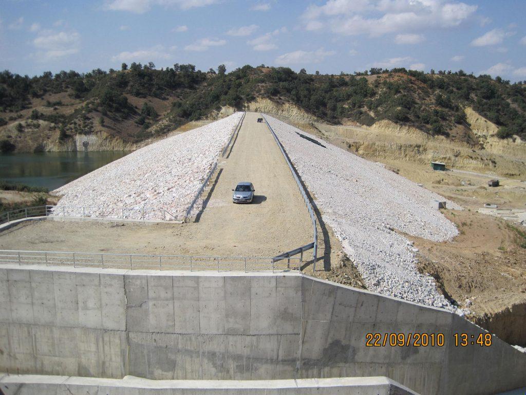 Afyonkarahisar Kuruçay Barajı ve Tesisleri Kat'i ve Uygulama Projeleri